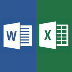 Word & Excel Invoice Templates